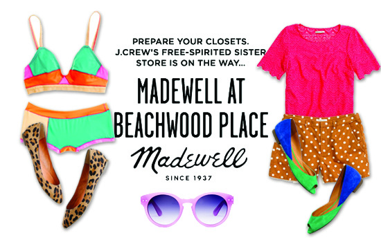 New Fashion for Cleveland: Madewell