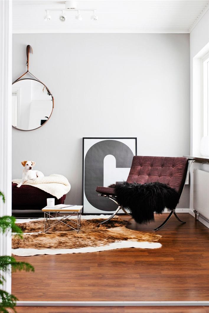 Blanco vintage mezclar muebles de dise o ikea y vintage - Casa home muebles ...