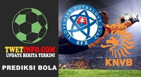 Prediksi Slovakia U21 vs Netherlands U21