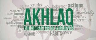 Pengertian etika/akhlak dalam kaca mata islam