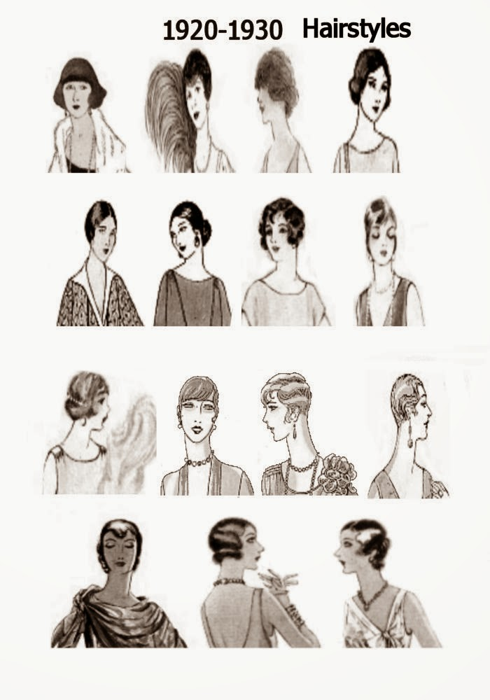 Metropoliz Fashion Crew: Rincón de Historia de la Moda // 1920-1930