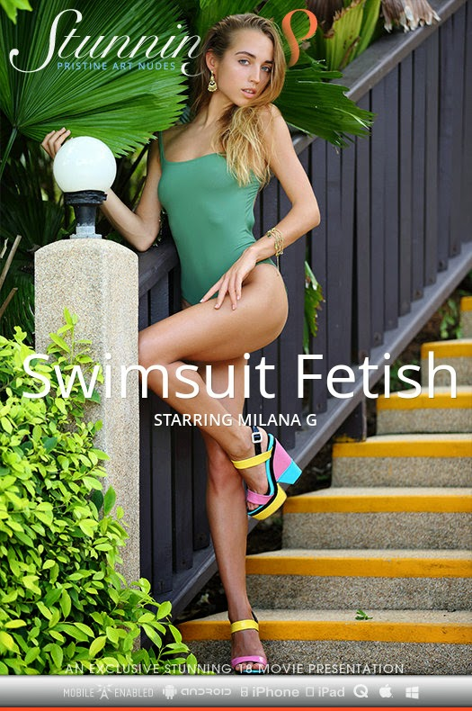 Kbxmunning1h 2014-07-18 Milana G - Swimsuit Fetish (HD Video) 08060
