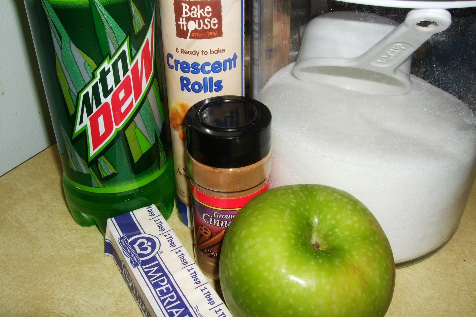 What's for Dinner??: Mountain Dew Apple Cobbler