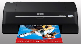 Resetter Epson T10 and T11 Printer