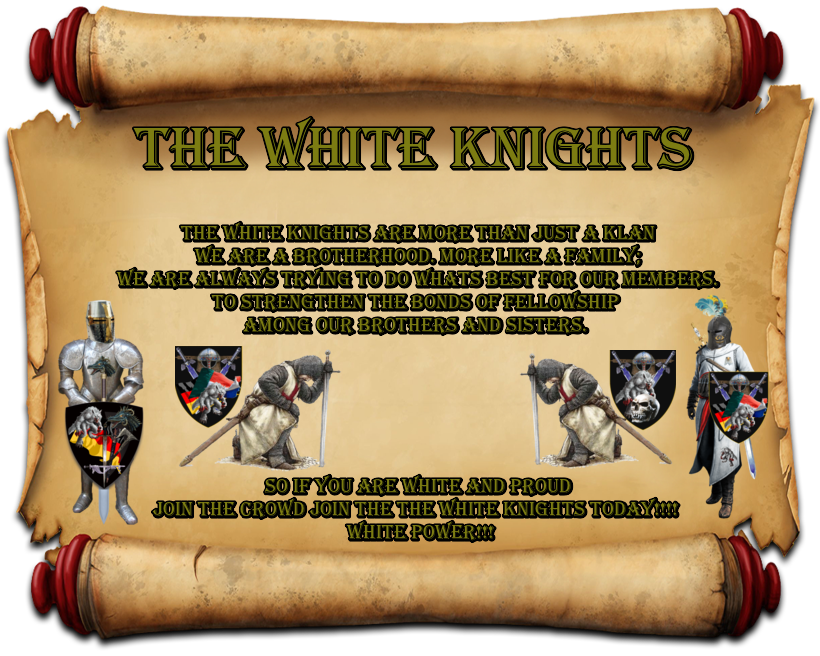 WHITE KNIGHTS HOMEPAGE