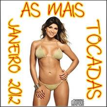 CD As Mais Tocadas de Janeiro 2012