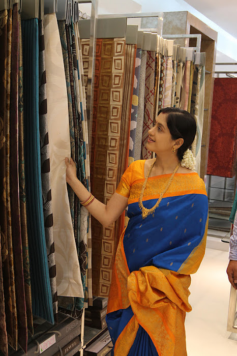 devayani new @ textiles room event glamour  images