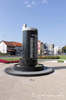 Spomenik braniteljima - Dubrava