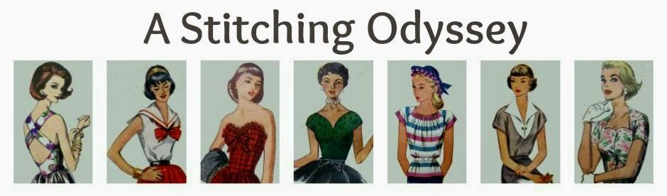 A Stitching Odyssey