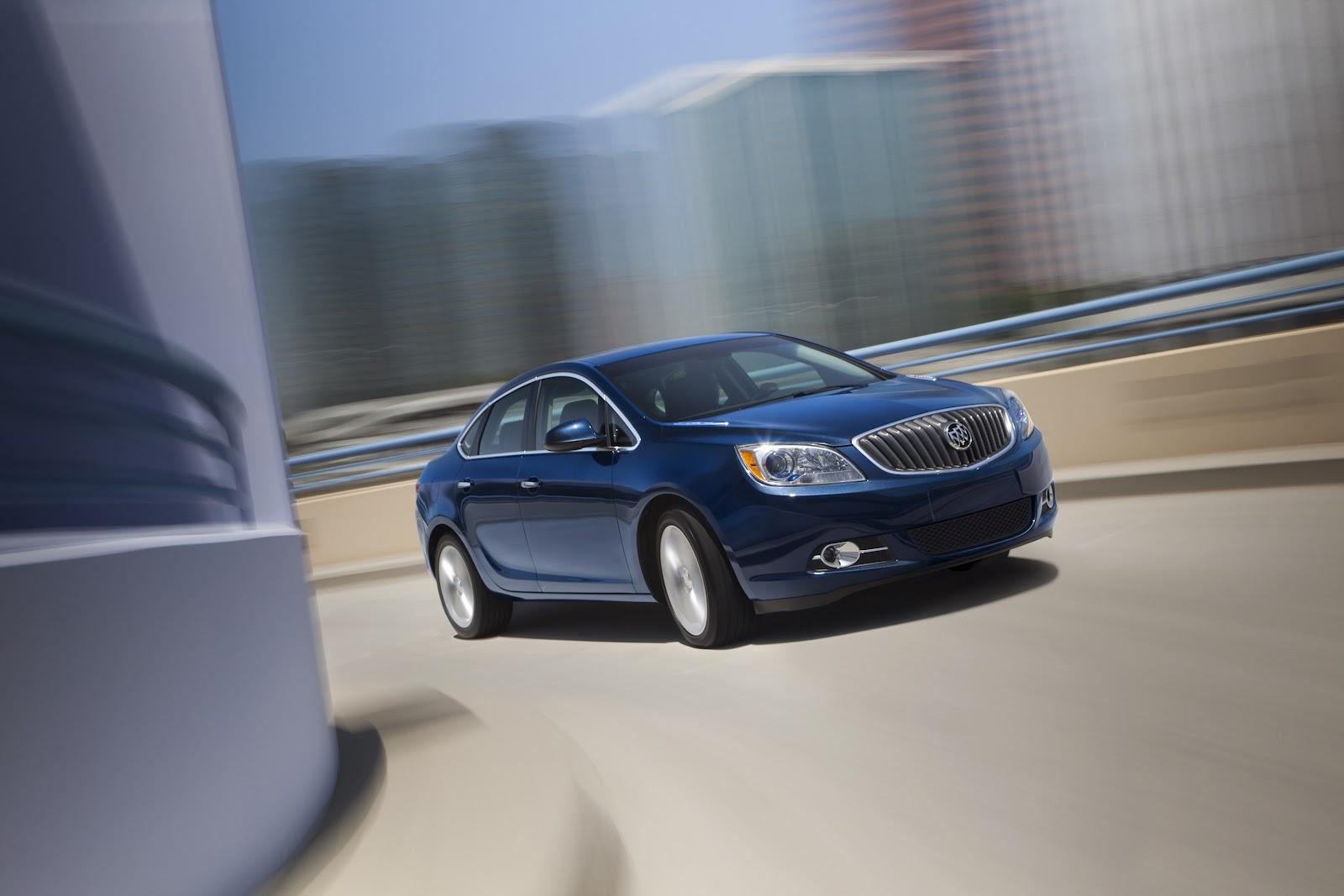 2010 - [Buick] Verano / Excelle - Page 3 2013+Buick+Verano+Turbo+6
