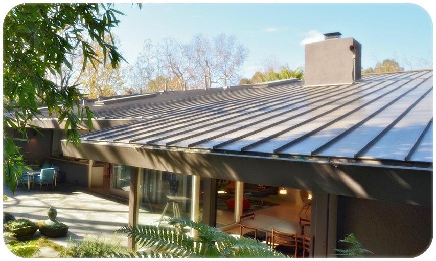Model desain atap rumah minimalis modern