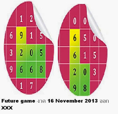 thai lotto master plan tips 16 novembe 2013