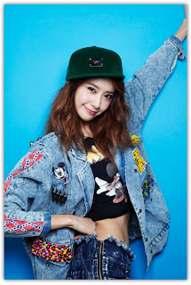 SNSD Yoona I Got A Boy Individual Photos