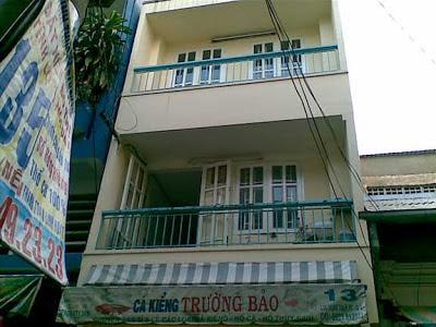Bán nhà gấp giá rẻ Q5 (hiện cho thuê 10 triệu/ tháng)