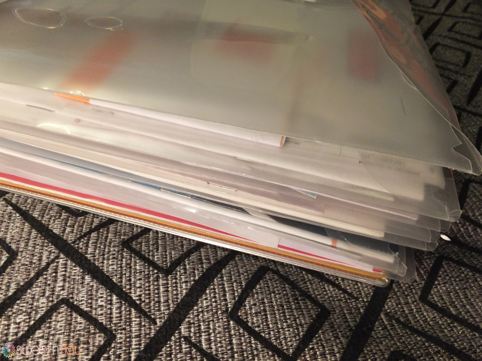 How to organize manuals