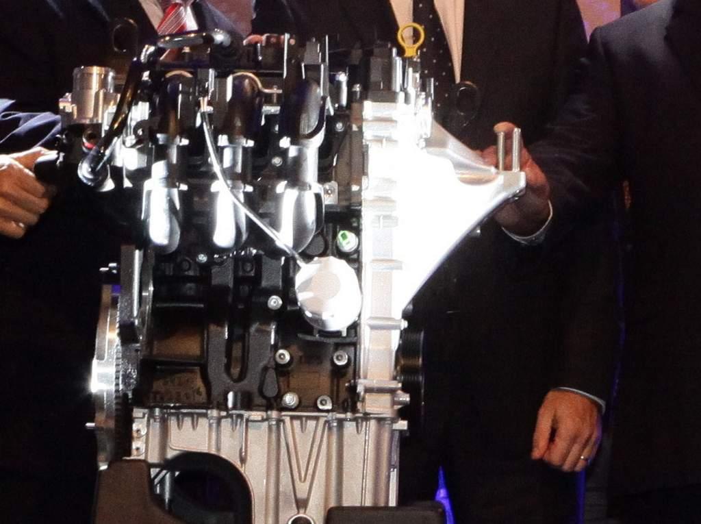 Novo Ford Ka 2015 - motor 1.0 3C Flex