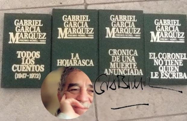 Descarga gratis libros de Gabriel García Marquez