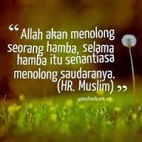 kata kata islami di sertai gambar