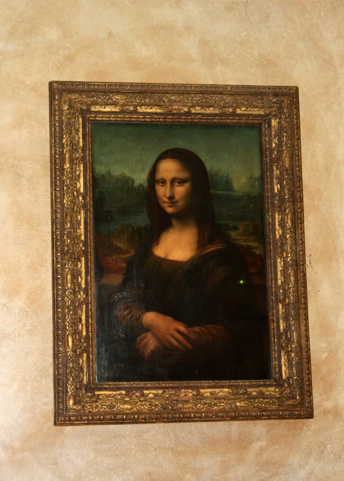 Virtual Tour Louvre Mona Lisa