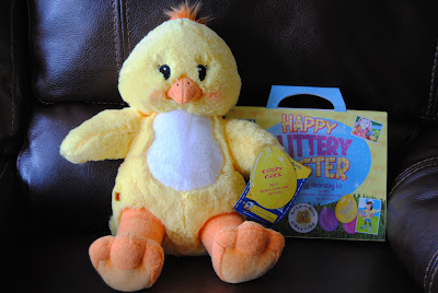 Chirpy Chick and Egg Decorating Kit