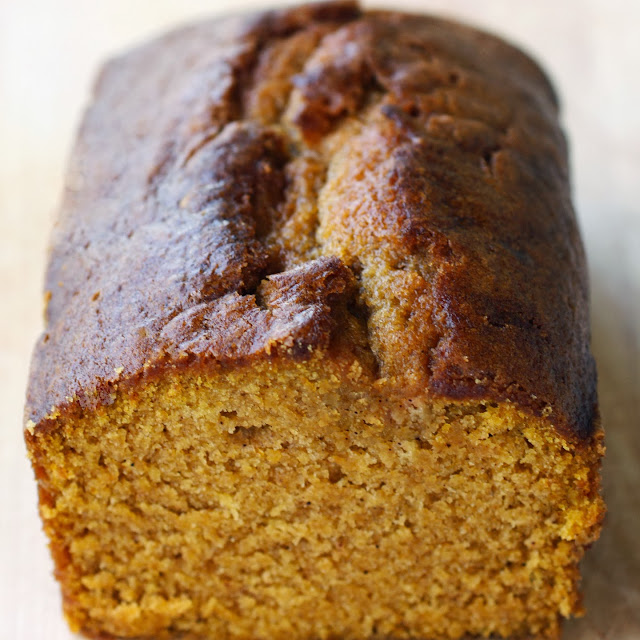 GlutenAway: Amazing And Easy Gluten Free Pumpkin Bread Recipe