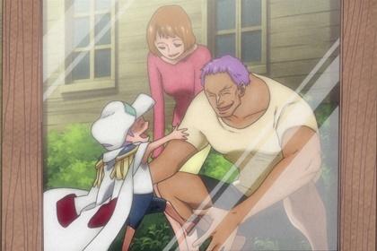 เซ็ตโต้กับครอบครัว @ One Piece