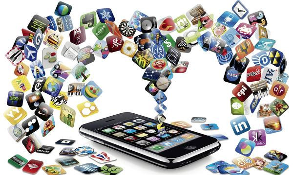 smartphone applications and games