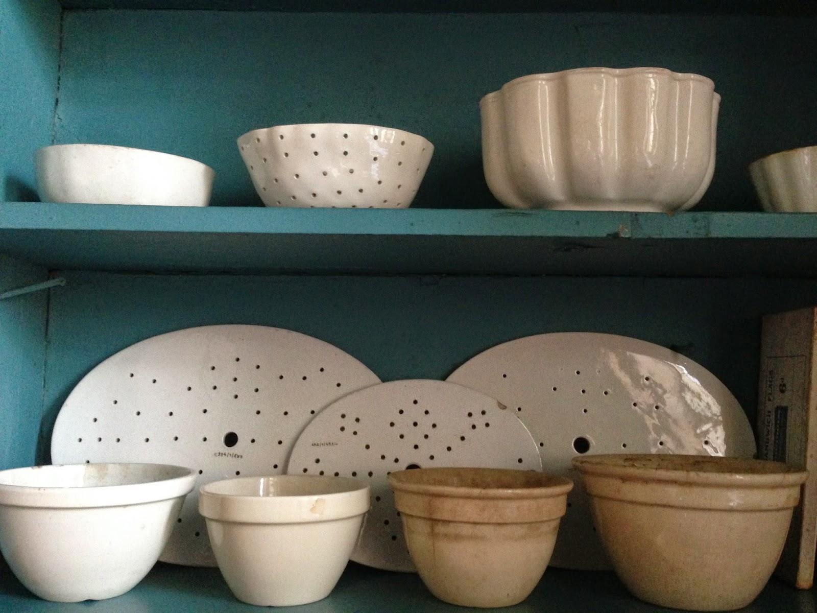 Erddig pudding bowls