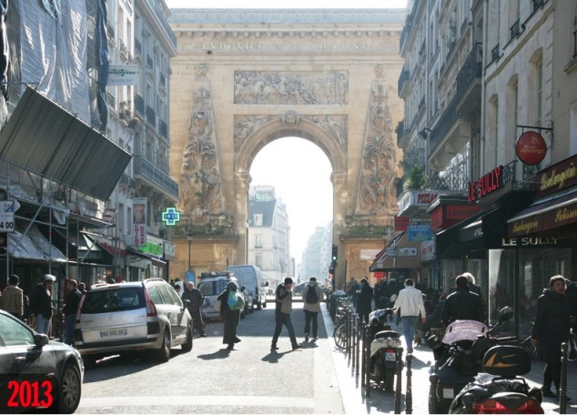 Porte Saint-Denis in 2013