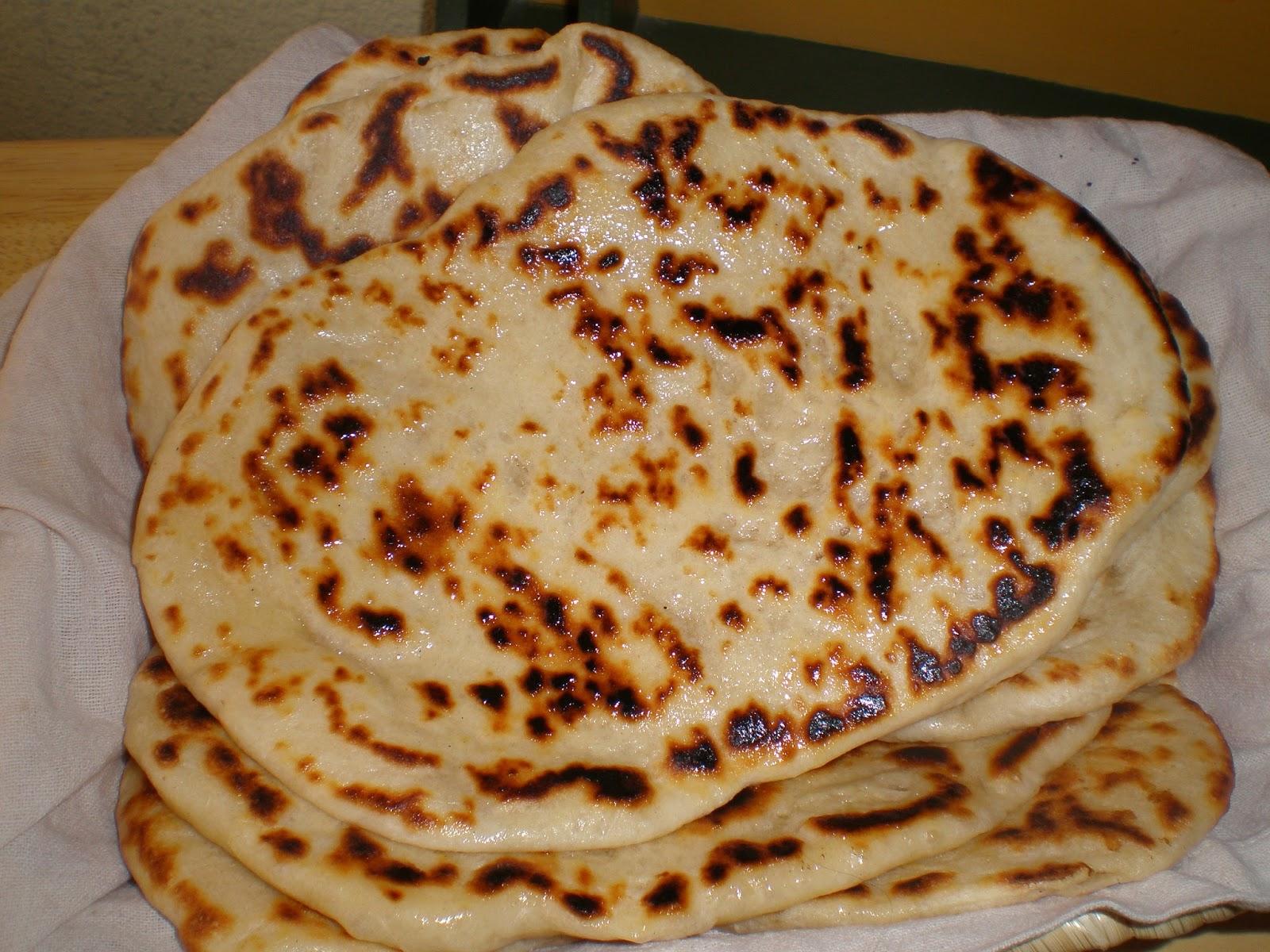 La Cocinera Novata Naan Pan Indio En Panificadora Y Sart 201 N