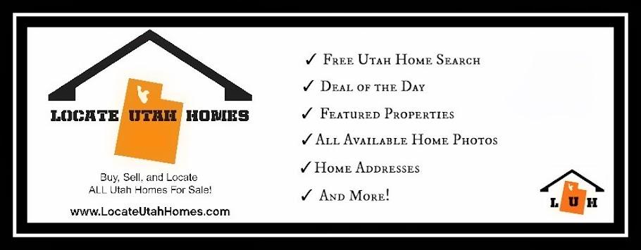 Locate Utah Homes