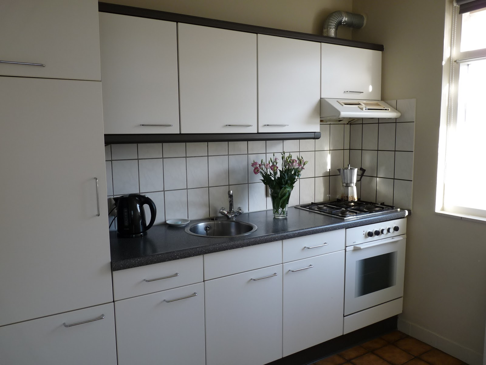 Klementines Ordnungsliebe: Küche vorher-nachher