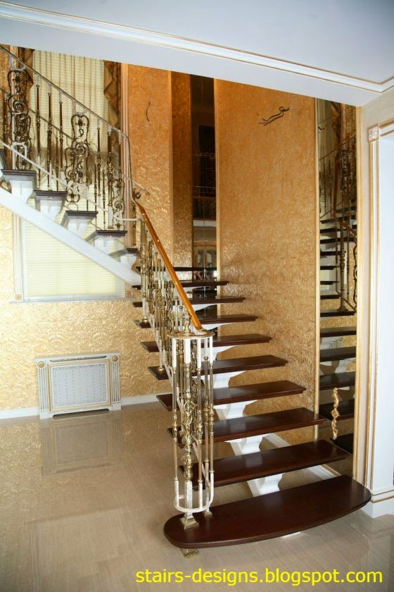 48 interior stairs stair railings stairs designs - Interior stair railing contractors ...