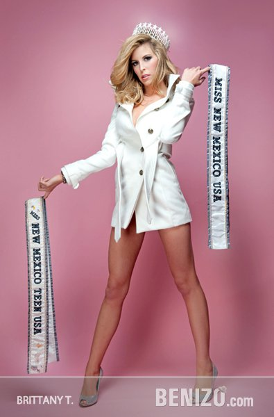 DEC/ 2010 Miss Arizona USA 2011 Brittany Dawn Brannon ... Brittany Dawn