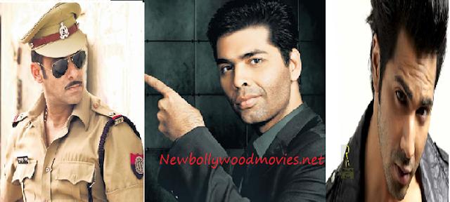 Shhuddhi Movie salman khan, karan johar and varun dhawan