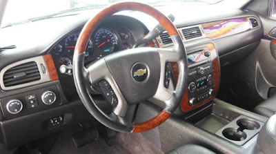 Used 2012 Chevrolet Tahoe for Sale Near Swartz Creek, MI