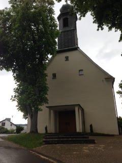 St.Petrus und Paulus Kirche Hausen a.T