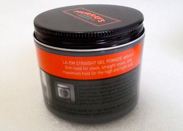 Murray's La-Em Straight Firm Hold Gel Pomade 113g