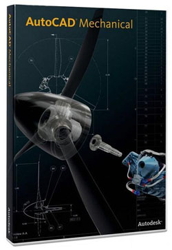 Autodesk Autocad Mechanical 2013 x86 e x64 1210iun034