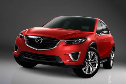 Mazda cx-5: caratteristiche; foto; video; suv sportivo