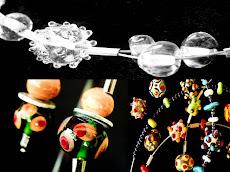 ANA CARLON /  joyería en vidrio al soplete