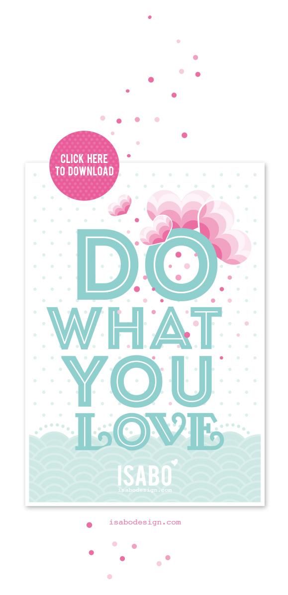 isabo-marinozzi-do-what-you-love-illustration-motivational
