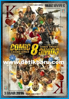 Film Comic 8: Casino Kings Part 2