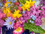 . porque o sol voltou a reinar na cidade e com ele as flores da primavera, .