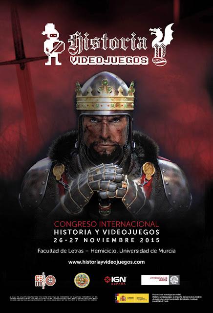 Un congreso de la Universidad de Murcia analiza la importancia de los videojuegos para aprender historia.