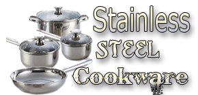 is stainless steel cookware