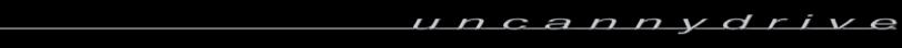 uncannydrive - blog
