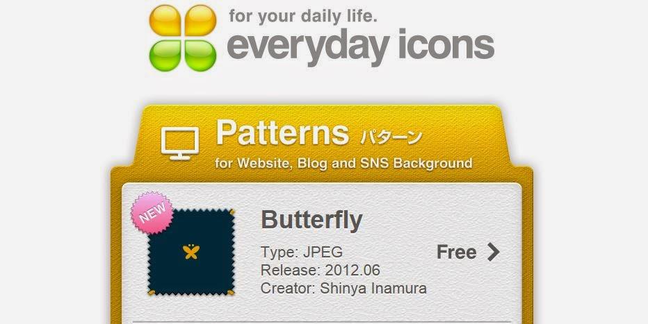 http://everydayicons.jp/patterns.html