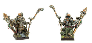 Skaven Warlock Engineer with Doom Rocket