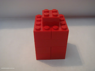 Sharing Jesus Through Lego Bricks